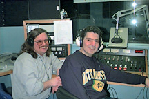 Paul Hartman & Tony Sica, circa 1997