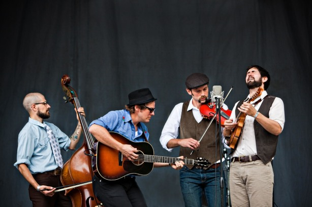The Steel Wheels; credit: RubySky Photography