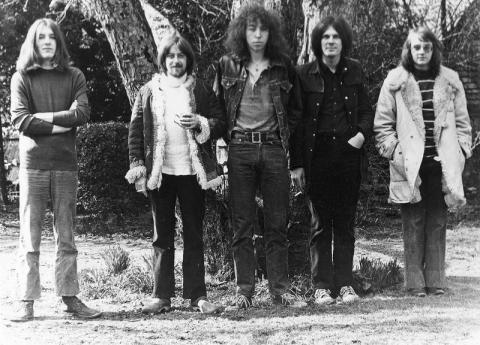 Fairport Convention 1970