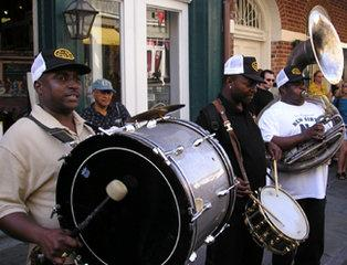 New Birth Brass Band