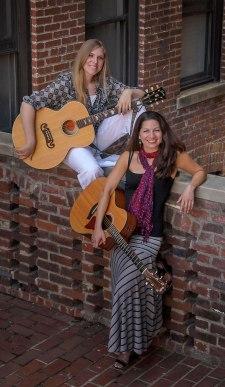 Kipyn Martin & Allison Shapira (Joan & Joni)