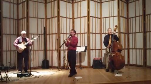 Music Pilgrim Trio