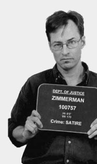 Roy Zimmerman