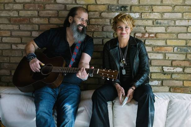 Steve Earle & Shawn Colvin