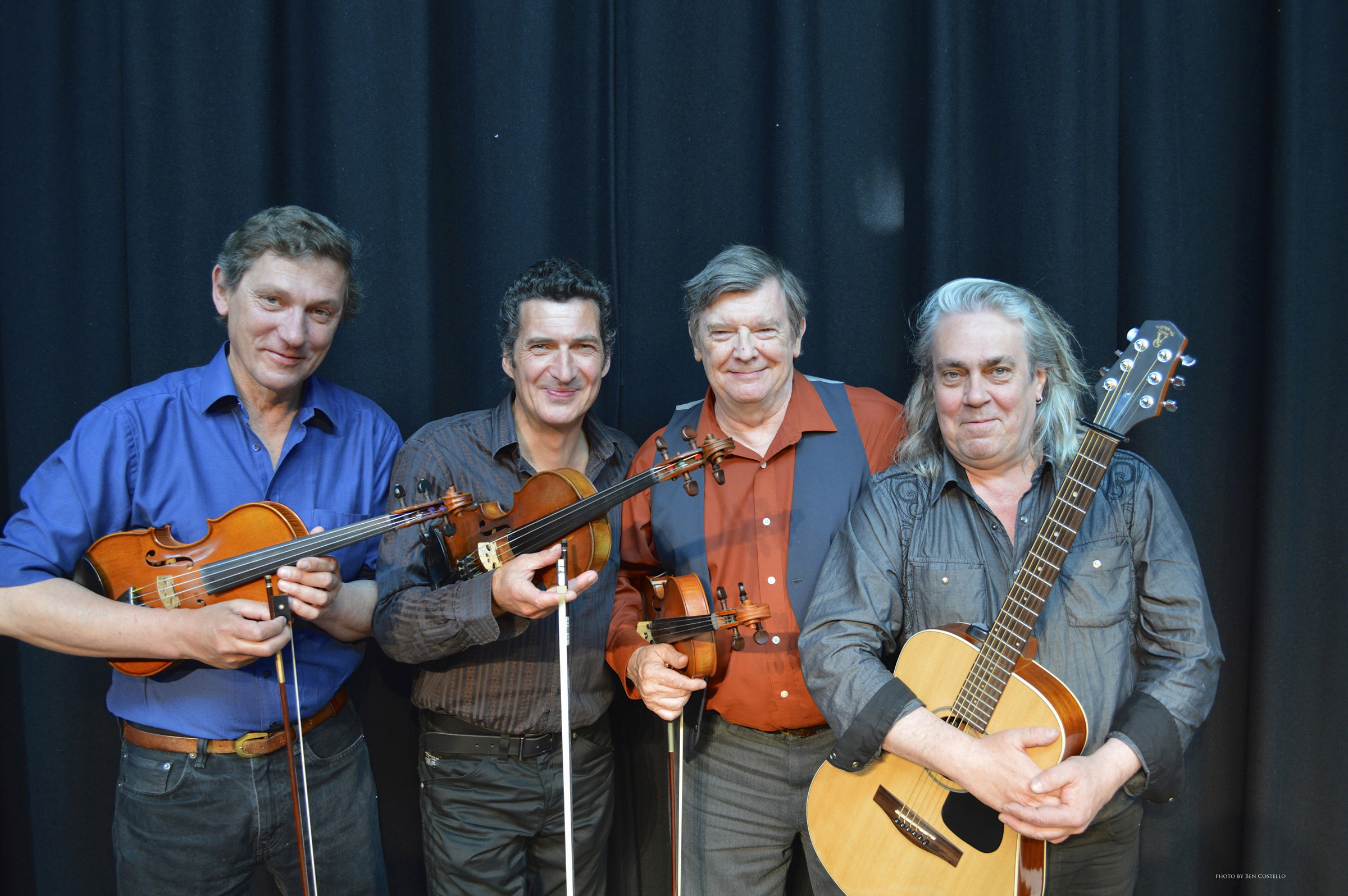 Celtic Fiddle Festival