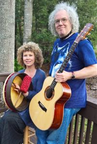 Aoife Clancy & Robin Bullock