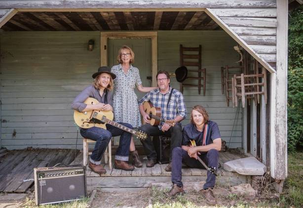 Tim Grimm and the Family Band