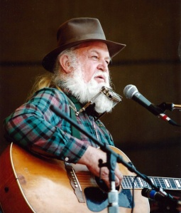 Utah Phillips (photo © 1992 Gloria M. Rosson/Dirty Linen)