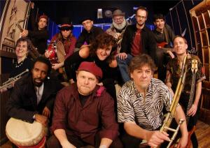 Chopteeth Afrofunk Big Band