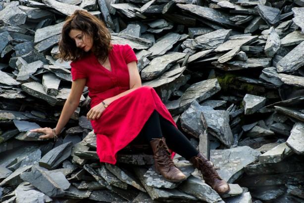 Gwyneth Glyn (photo by Andy Morgan)