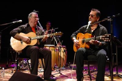 James Keelaghan & Oscar Lopez
