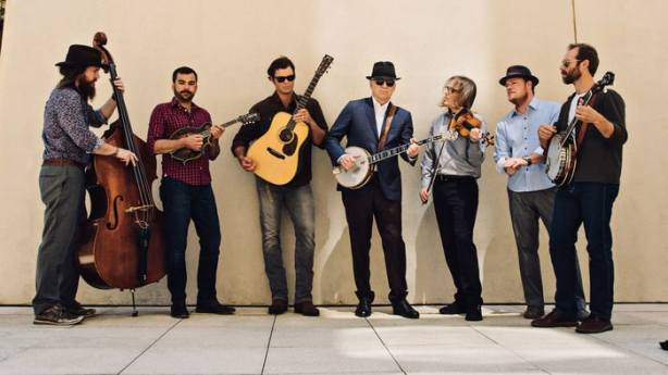 Steve Martin and the Steep Canyon Rangers (photo by Anna Webber)