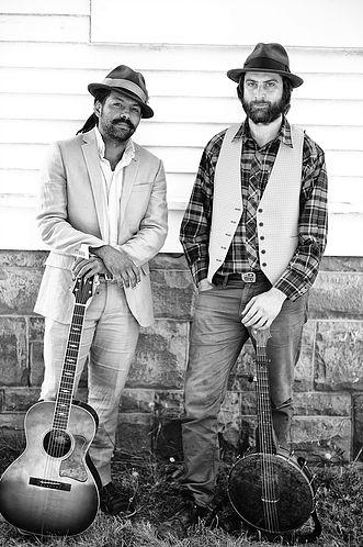 Ben Hunter & Joe Seamons