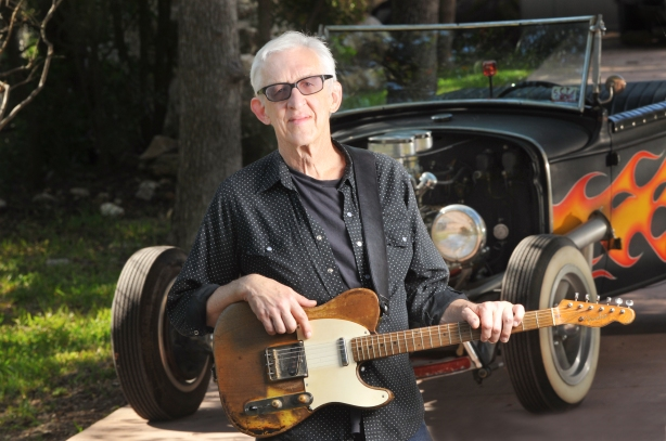 Bill Kirchen (photo by Chuck Holley)