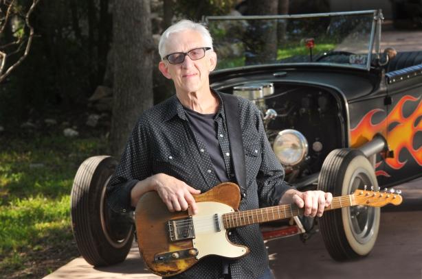 Bill Kirchen (photo by Chuck Holley)