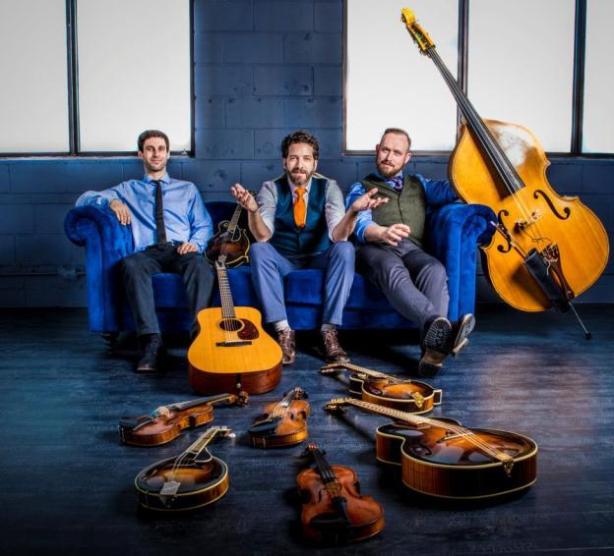 The Andrew Collins Trio