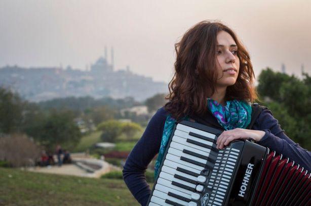 Youssra El Hawary (photo by David Degner)