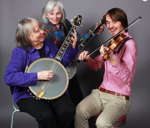 Marcy Marxer, Cathy Fink, Sam Gleaves