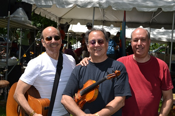 Buskin & Batteau with Marshal Rosenberg