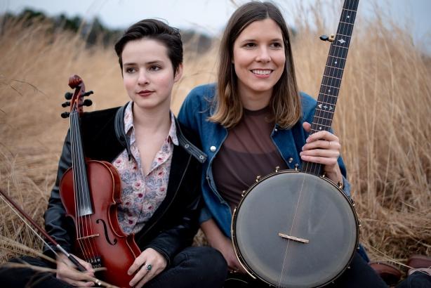 Tatiana Hargreaves & Allison de Groot