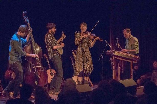 Ken & Brad Kolodner Quartet