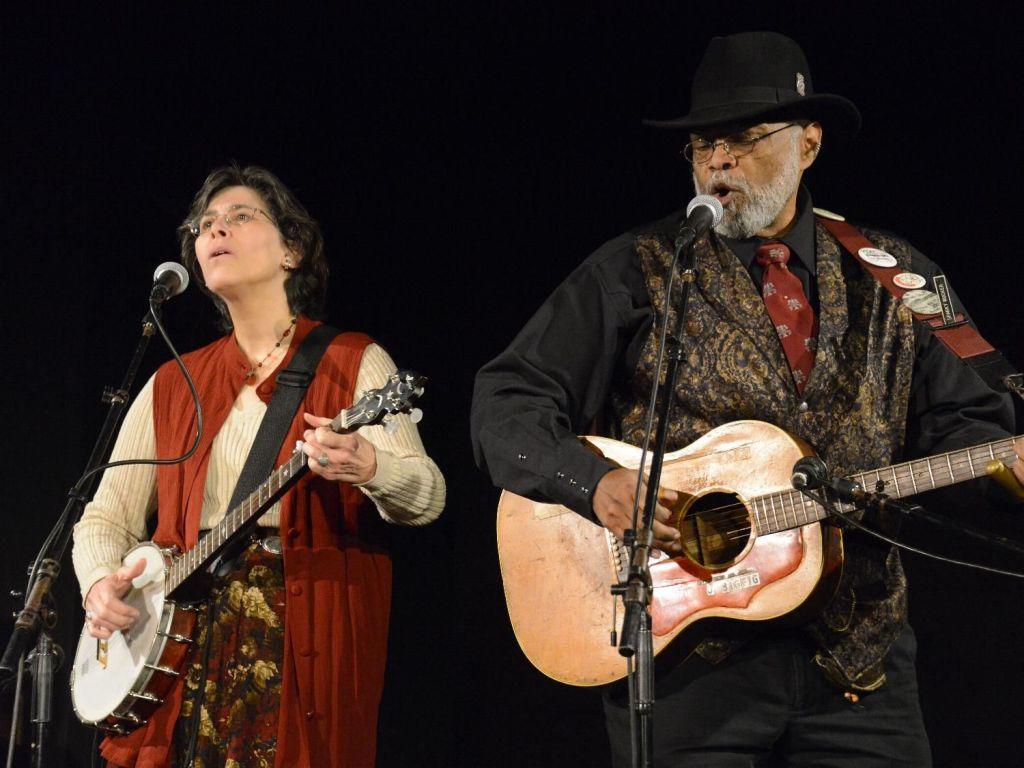 Rhonda & Sparky Rucker (photo by Pam Zappardino)